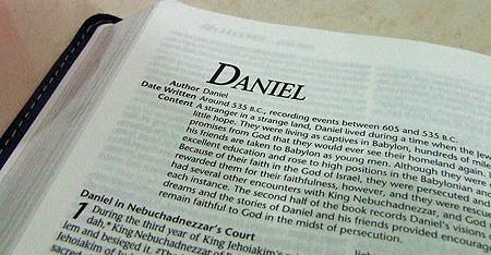 Daniele in breve. Preghiera e confessione
