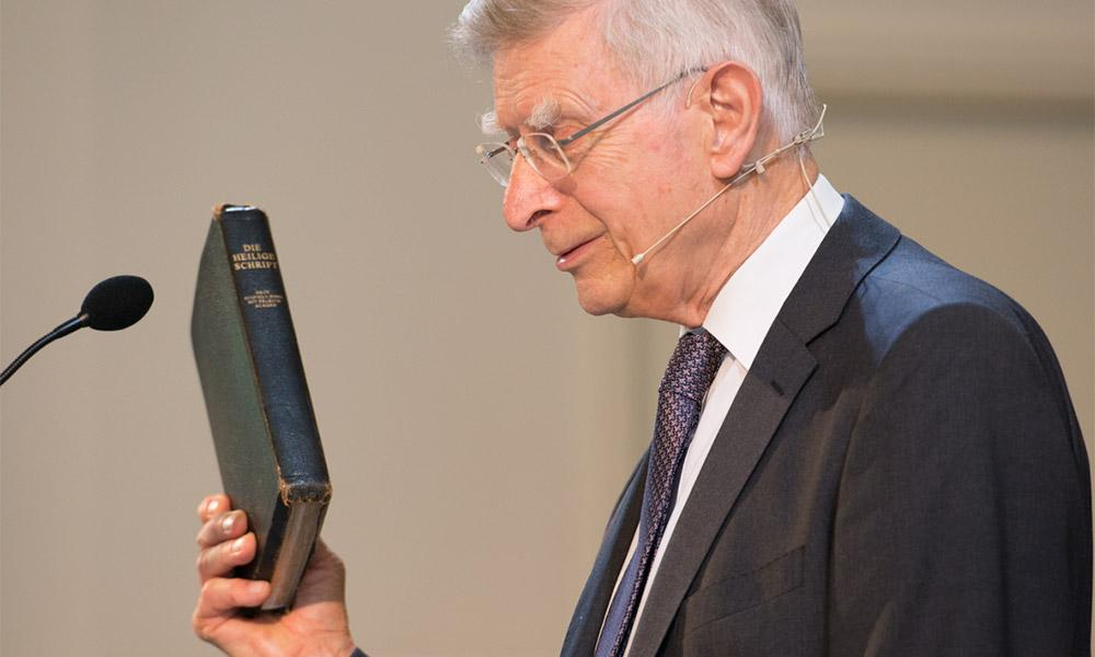 Premio Brahms a Herbert Blomstedt, direttore d'orchestra avventista