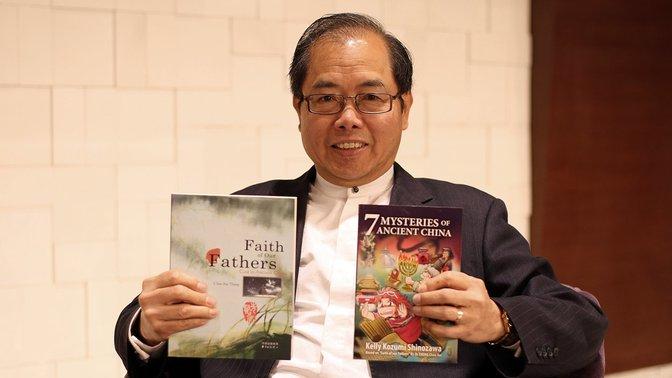 Ricercatore trova relazioni tra gli ideogrammi cinesi e il testo biblico