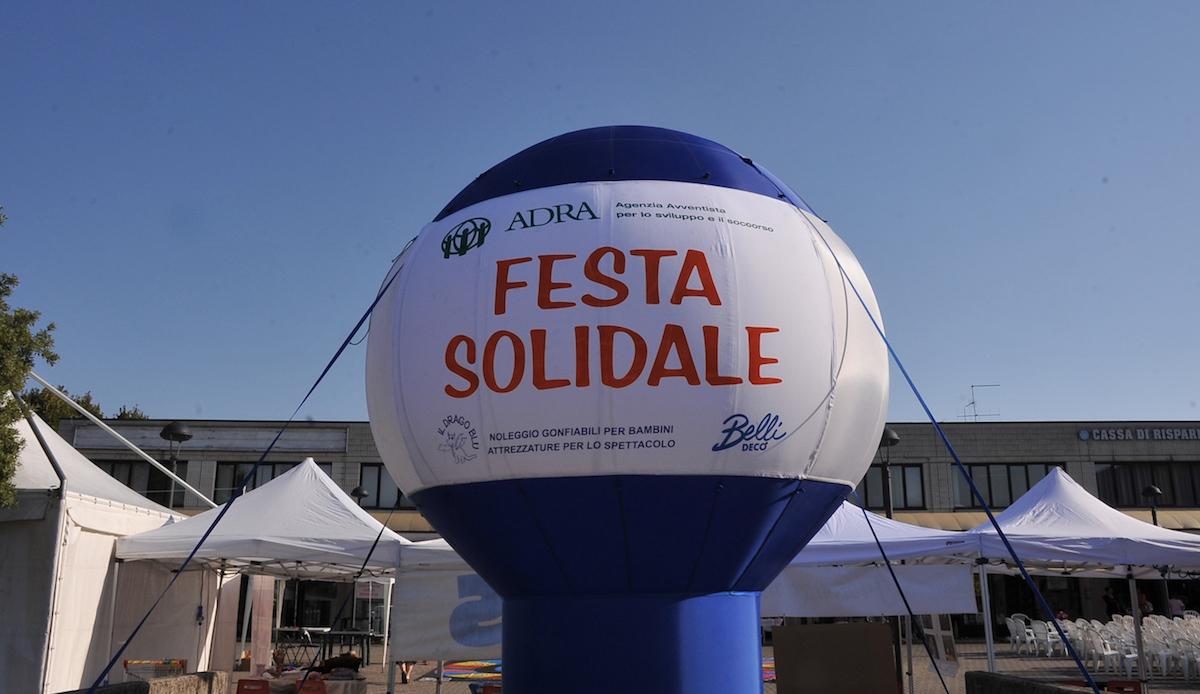 Cesena. La Festa Solidale raccoglie fondi per Visso distrutto dal terremoto