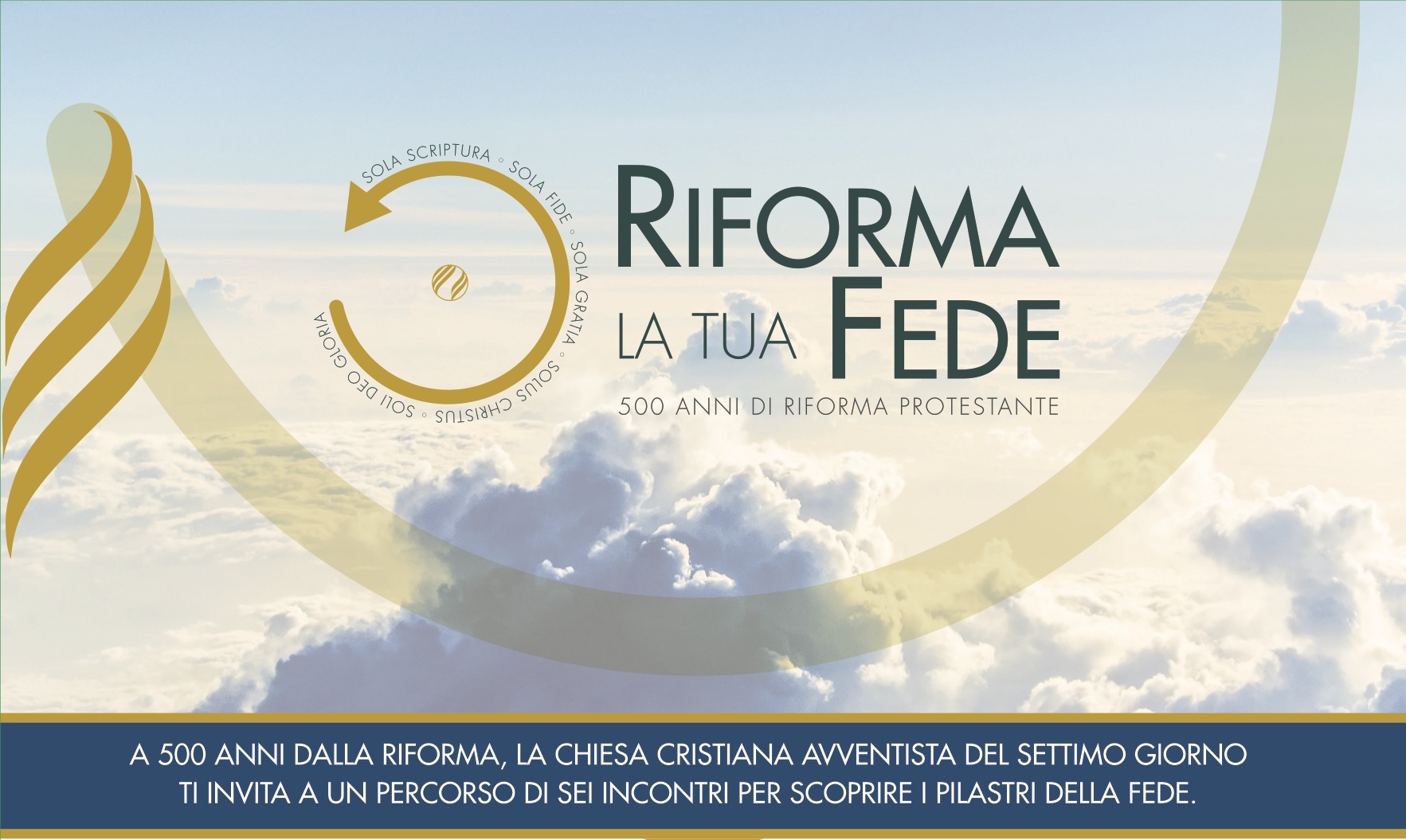 Roma. Riforma la tua fede